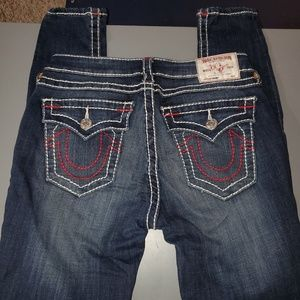 True Religion Skinny Jean's. Size 29